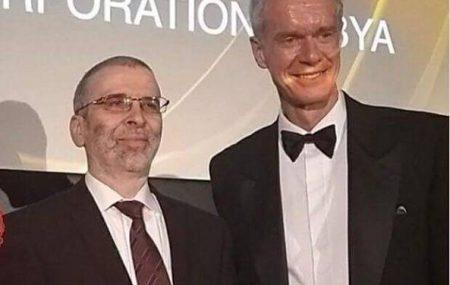 حصل المهندس مصطفى صنع الله، رئيس مجلس إدارة المؤسسة الوطنية للنفط، على جائزة أفضل رئيس تنفيذي في العالم لهذا العام من مجلة بتروليوم إيكونومست العريقة، تكريمًا لإنجازاته