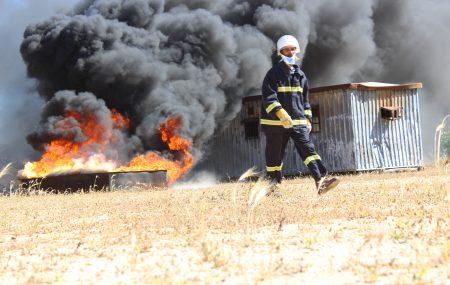 مع إنطلاق منبهات سيارات الإطفاء إنطلاق البرنامج التدريبي لإدارة الصحة والسلامة المهنية بشركة البريقة لتسويق النفط الخميس الموافق 29مارس2018 وفي إطار الإهتمام الذي توليه
