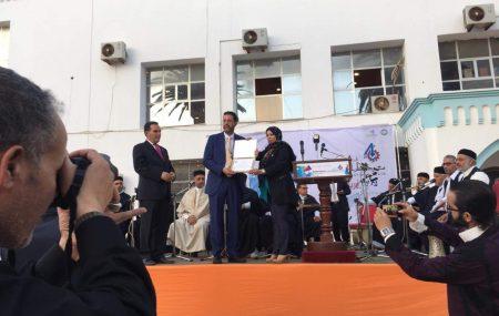 اختتمت فاعليات الدورة 46 لمعرض طرابلس الدولي مساء اليوم الخميس الموافق 12 أبريل2018 م. هذا وقد قدمت المنظمة الوطنية لحقوق الطفل والمرأة بليبيا شهادة شكر وتقدير عرفانا منها