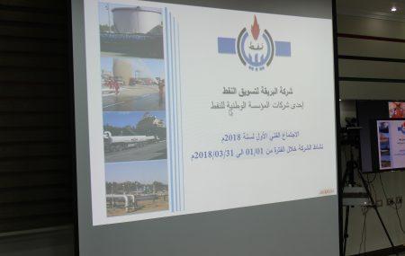 ترأس السيد الدكتور مسعود اللقع رئيس لجنة الإدارة المكلف الإجتماع التمهيدي للإجتماع الفني الأول للشركة الذي عقد اليوم الأثنين الموافق السابع من مايو 2018م بقاعة الإجتماعات