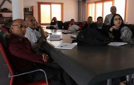 تواصلت فاعليات الإجتماع الدوري الثالث للجنة الدائمة لشبكة المكتبات النفطية لهذا اليوم السبت الثاني عشر من مايو 2018م حيث التقى أعضاء اللجنة في الفترة الثانية من فاعليات