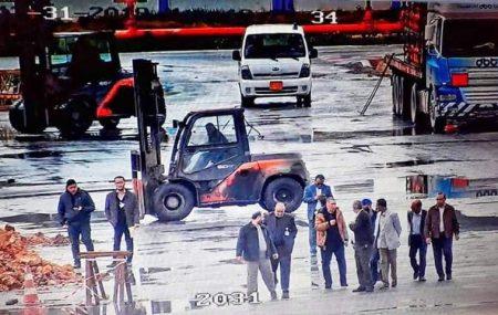 رئيس لجنة الإدارة يصل بنغازي صحبة أعضاء لجنة الإدارة أمس الأثنين الأخير من شهر ديسمبر << ويباشر زيارة المواقع . باشر السيد رئيس لجنة الإدارة والسادة أعضاء لجنة الإدارة
