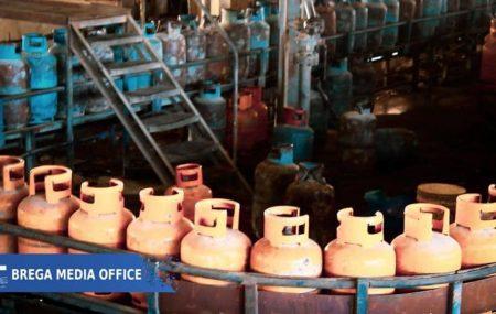برنامج توزيع الغاز من مستودع الهاني ليوم الاربعاء الموافق 03/3/2021م
