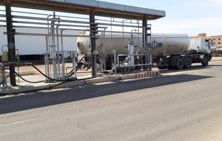 الإدارة العامة لعمليات المناطق الغربية والجنوبية إدارة عمليات منطقة الزاوية الكميات الموزعة لوقود البنزين والديزل لمحطات الوقود التابعة لشركات التوزيع ليوم الاثنينالموافق