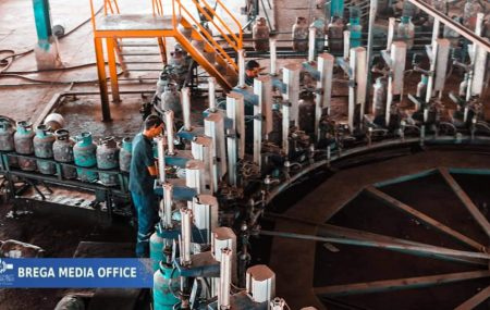 إدارة عمليات منطقة بنغازي #مستودع_رأس_المنقار مخرجات أسطوانات الغاز ليوم السبت الموافق 27مارس 2021م التي تم توزيعها على موزعي الغاز للمناطق والمدن المبينة أدناه على