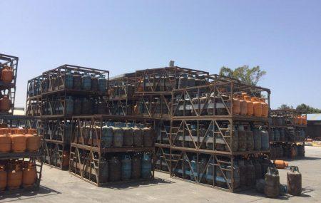 برنامج توزيع الغاز من مستودع الهاني ليوم الخميس الموافق 04/3/2021م