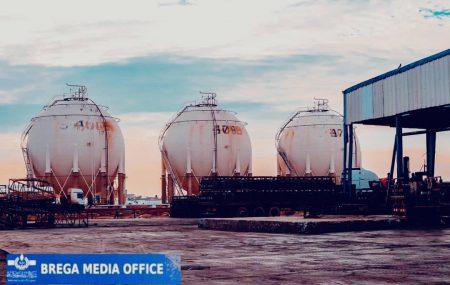 إدارة عمليات منطقة طبرق #مستودع_الغاز_طبرق مخرجات أسطوانات الغاز ليوم الاربعاء 10مارس 2021م التي تم توزيعها على موزعي الغاز للمناطق والمدن.
