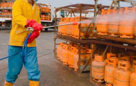 #الإدارة العامة لعمليات المناطق الغربية والجنوبية إدارة عمليات منطقة طرابلس مســـــــــتودع طرابلس #برنامج توزيع الغاز #ليوم السبت الموافق13 مارس 2021م