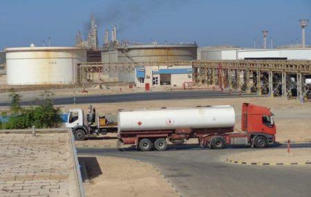 الإدارة العامة لعمليات المناطق الغربية والجنوبية إدارة عمليات منطقة الزاوية الكميات الموزعة لوقود البنزين والديزل لمحطات الوقود التابعة لشركات التوزيع ليوم الاربعاء