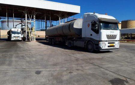 الإدارة العامة لعمليات المناطق الغربية والجنوبية إدارة عمليات منطقة الزاوية الكميات الموزعة لوقود البنزين والديزل لمحطات الوقود التابعة لشركات التوزيع ليوم الخميس