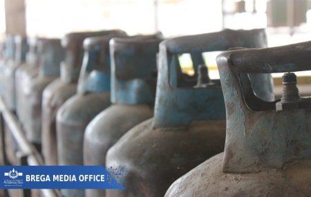 شركة البريقة لتسويق النفط إدارة مصراتة / قسم أرصدة السوائل ************************************* الكميات الموزعة لغاز الطهي المنزلي ليوم الاحد  الموافق 28مارس 2021م.