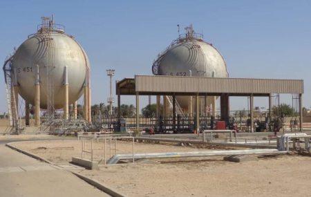 الإدارة العامة لعمليات المناطق الغربية والجنوبية إدارة عمليات منطقة الزاوية الكميات الموزعة من الغاز السائل ليوم الخميس الموافق18مارس 2021م