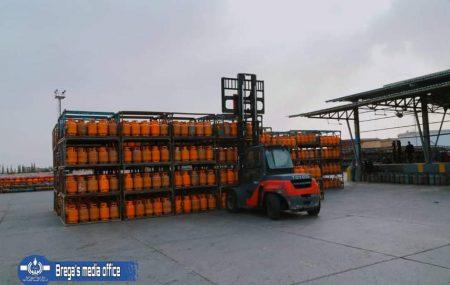 برنامج توزيع الغاز من مستودع الهاني ليوم الاحد الموافق 14مارس 2021م