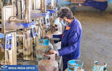 إدارة عمليات منطقة بنغازي #مستودع_رأس_المنقار مخرجات أسطوانات الغاز ليوم الخميس الموافق 25مارس 2021م التي تم توزيعها على موزعي الغاز للمناطق والمدن المبينة أدناه على