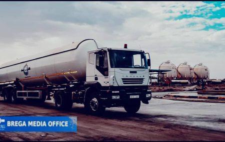 إدارة عمليات منطقة طبرق #مستودع_الغاز_طبرق مخرجات أسطوانات الغاز ليوم السبت 03 ابريل 2021م التي تم توزيعها على موزعي الغاز للمناطق والمدن.