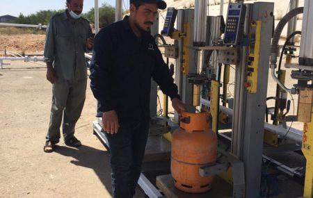 الإدارة العامة لعمليات المناطق الغربية والجنوبية إدارة عمليات منطقة طرابلس مســـــــــتودع طرابلس برنامج توزيع الغاز #ليوم الاربعاء الموافق 28 ابريل 2021م
