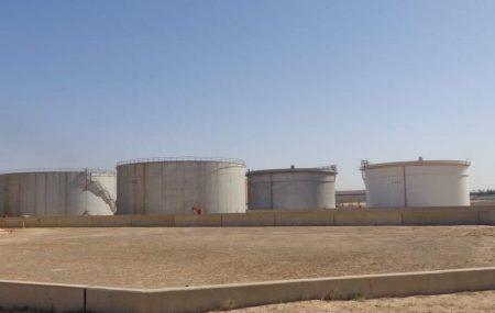 الإدارة العامة لعمليات المناطق الغربية والجنوبية إدارة عمليات منطقة الزاوية الكميات الموزعة لوقود البنزين والديزل لمحطات الوقود التابعة لشركات التوزيع ليوم السبتالموافق