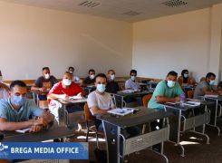 إستئناف الدراسة ببرنامج اللغة الإنجليزية بالتعاون مع مركز اللغات جامعة بنغازي