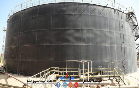 #خبر #صيانة_تعاون_عمل_مستودع_جنزور_النفطي. بمتابعة مباشرة من السيد رئيس لجنة إدارة شركة البريقة لتسويق النفط المهندس إبراهيم أبوبريدعة وتنفيذاً للتعليمات و للتوجيهات